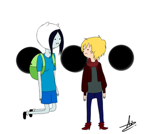 hari 6__wearing eachothers clothes