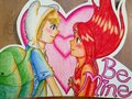 Be Mine      - flame-princess fan art