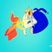 Flame Princess vs Ice King - flame-princess icon