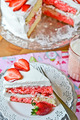 Strawberry Cake  - food photo