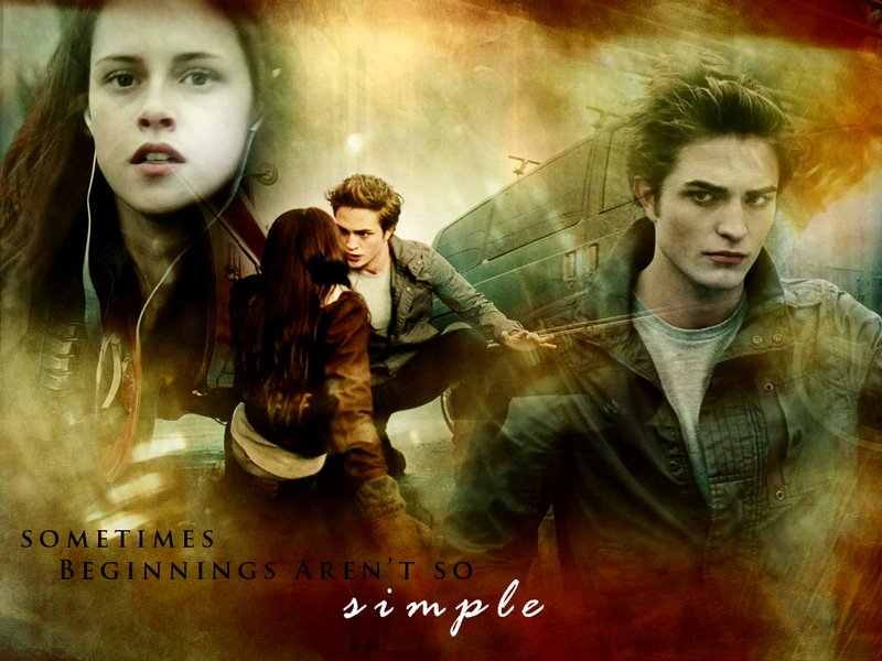 Forever Love Twilight Images Edward And Bella HD Wallpaper Background Photos