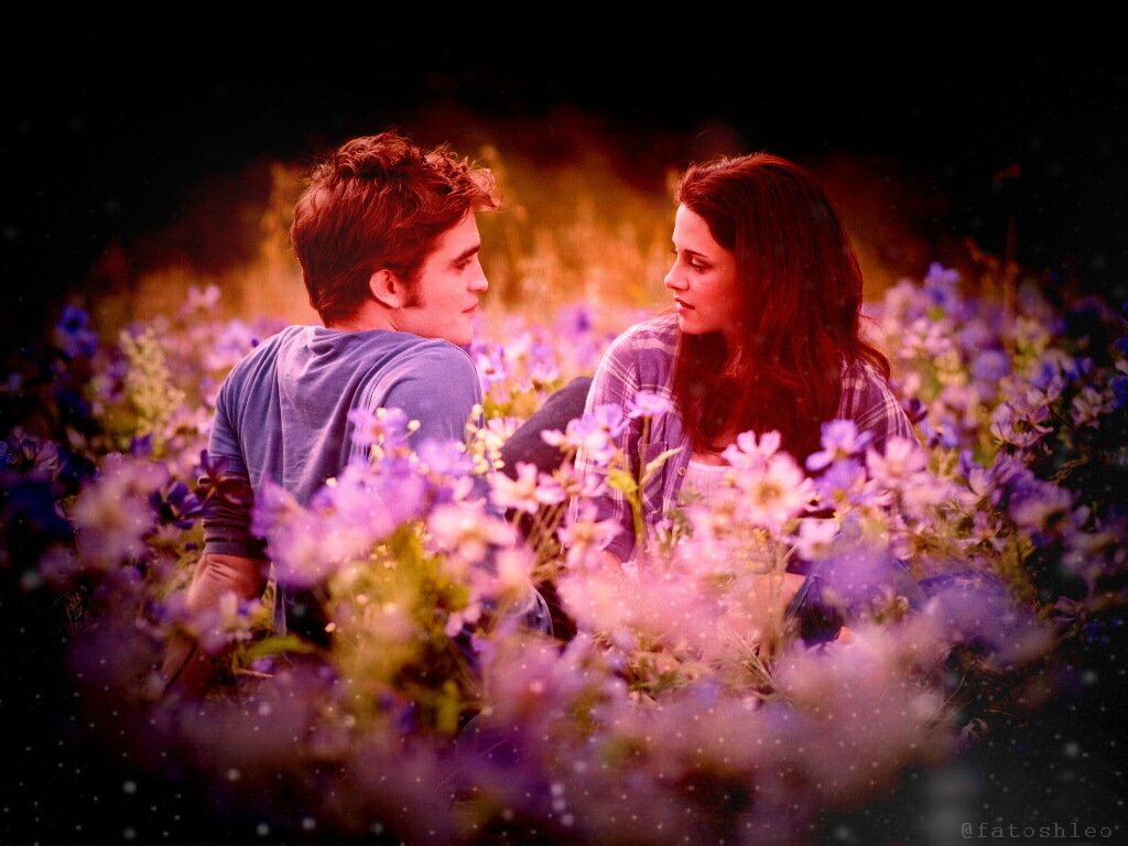Forever Love Twilight images Edward and Bella HD wallpaper and background photos (36680399)