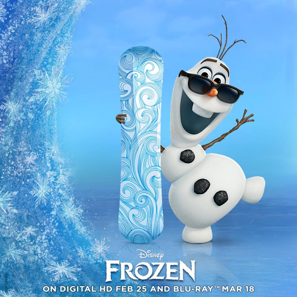 Olaf From Froze...