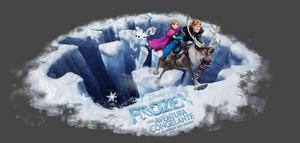Frozen 3D image