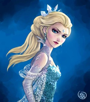 Elsa - The Snow Queen