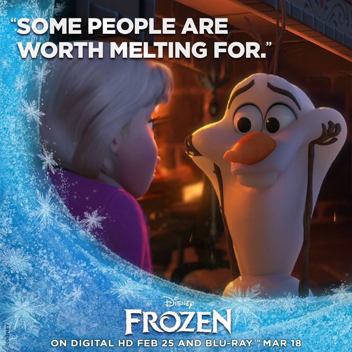 Some people are worth melting for (in Valentine's day ...