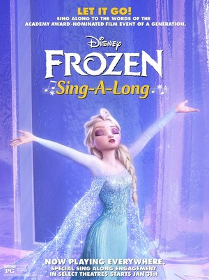 Sing-a-long Nữ hoàng băng giá