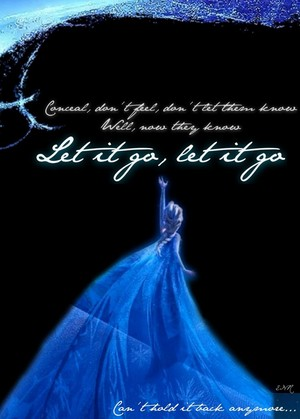 La Reine des Neiges citations