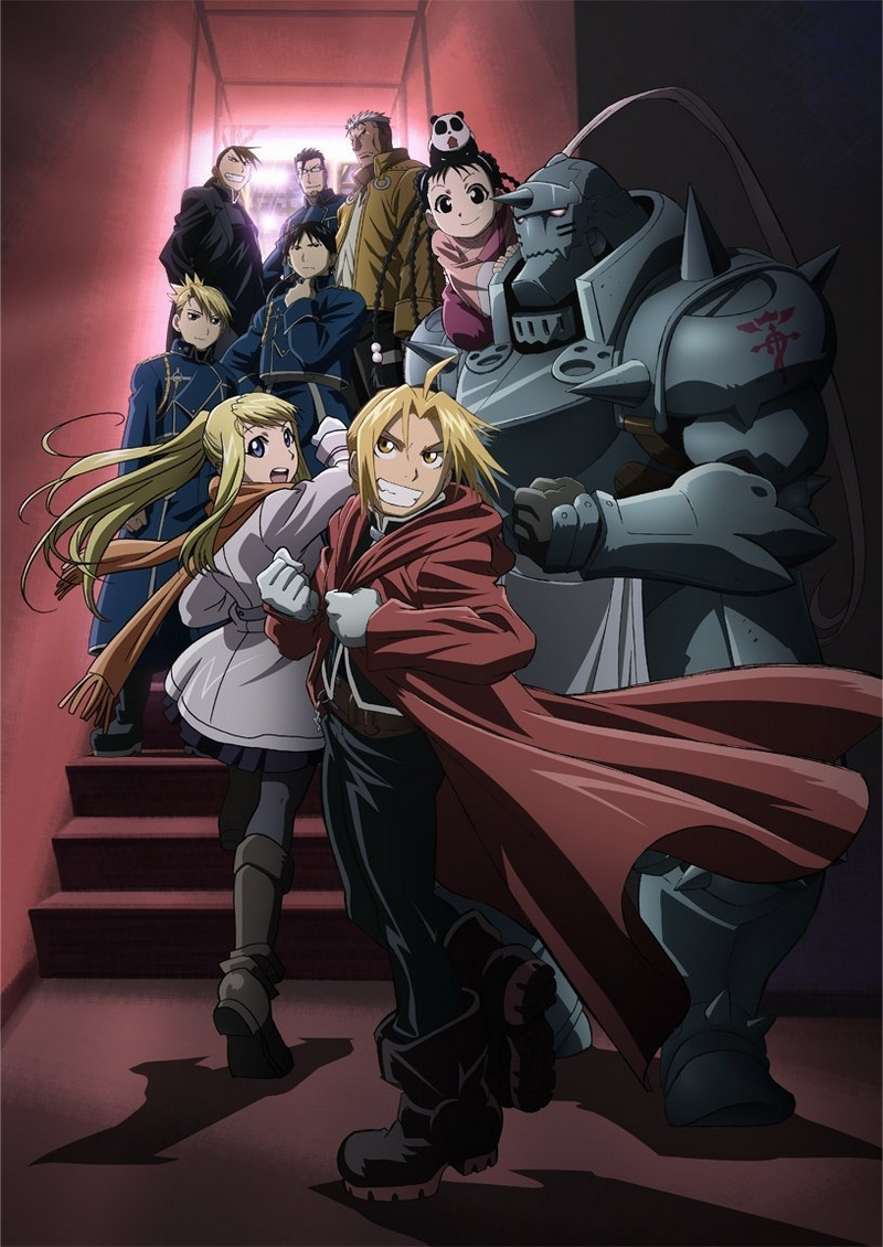 Fullmetal Alchemist - Full Metal Alchemist Photo (36621503 ...