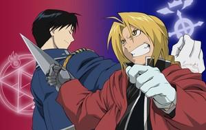 Edward and Roy