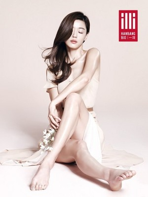 Jun Ji Hyun for 'Allure'