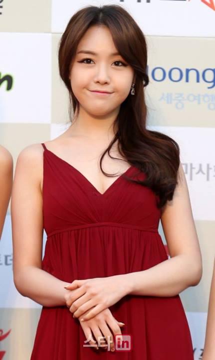 Minah - Gaon Chart Kpop Awards