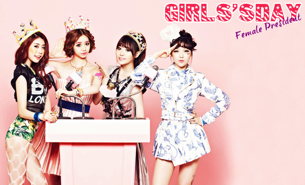 girls day wallpaper by - photo #17