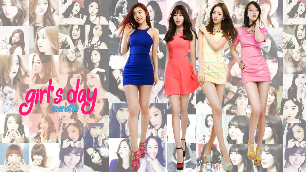girls day wallpaper by - photo #18