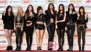 SNSD 3rd Gaon Kpop Awards