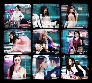 Girls' Generation Mr.Mr