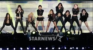 Gaon Award Girls Generation