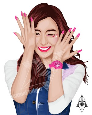 Tiffany portrait