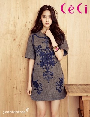 YoonA for 'CeCi'