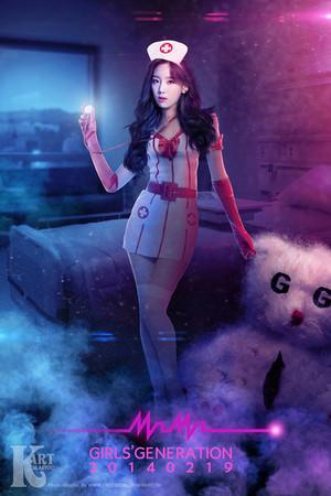 Taeyeon Sexy Nurse