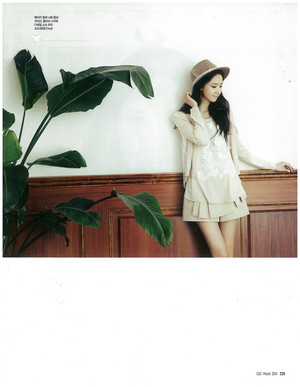 YoonA for Céci Magazine March Issue