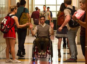 "Glee First Look Photos: ""Frenemies"""