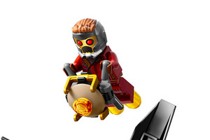 Guardians of the Galaxy Lego Figures