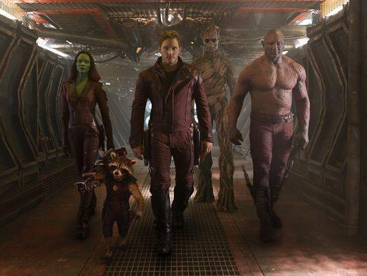 Guardians of the Galaxy New Images