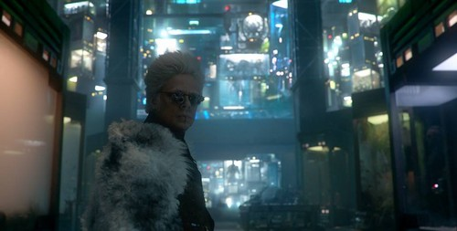 Guardians of the Galaxy 바탕화면 entitled Benicio del Toro as Taneleer Tivan (The Collector)