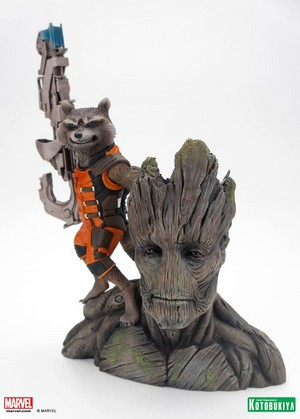 Guardians of the Galaxy Collectible Statue