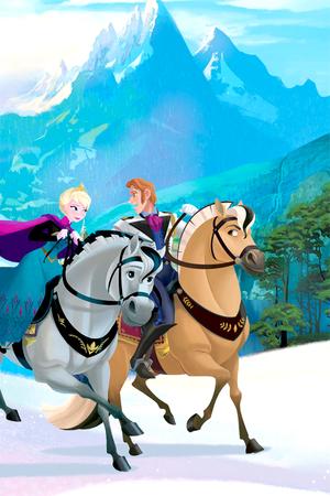 Riding Kuda