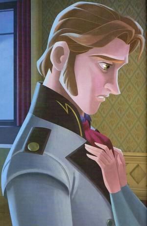 Handsome Hans profil
