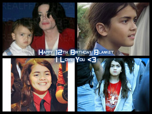 Happy Birthday Blanket