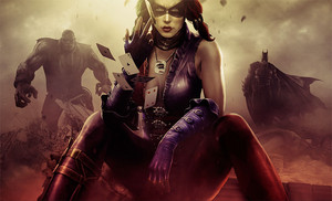 Injustice - Harley Quinn