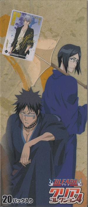 Shuuhei Hisagi and Uryu Ishida