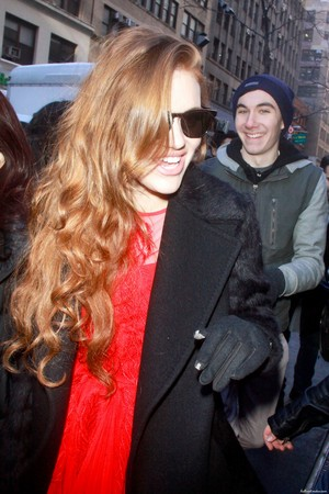 Holland on Today tampil