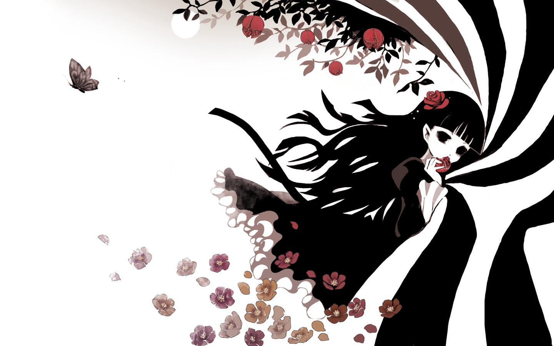 Horror Anime Manga Images Sunako Kirishiki Shiki Hd Fond D Ecran