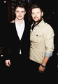 Max Irons and Jensen Ackles - hottest-actors photo