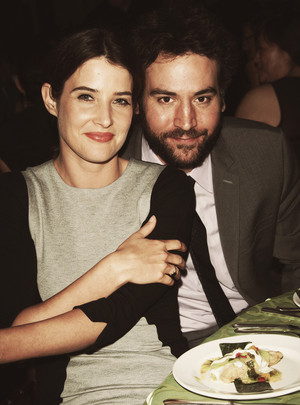 Cobie and Josh