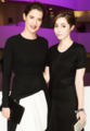 Cobie Smulders and Cristin Milioti - how-i-met-your-mother photo