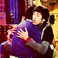 Howard and Rajesh