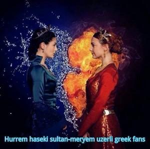 Water VS Fire!!