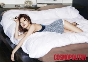 HyunA 'Cosmopolitan'
