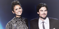 Nina And Ian At PCA 2014 - ian-somerhalder-and-nina-dobrev photo