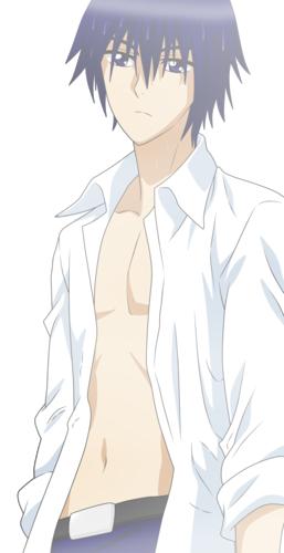 Ikuto Tsukiyomi wallpaper with anime called Ikuto Fanart