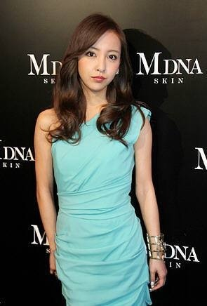 Itano Tomomi @ MDNA SKIN's opening reception