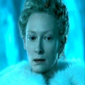 Jadis in her Ice palace - jadis-queen-of-narnia photo