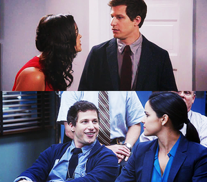Jake and Amy
