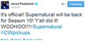 Supernatural season 10 - jared-padalecki photo