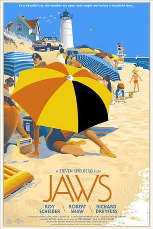 Jaws Mondo Poster